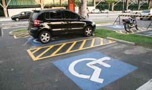 Exemplo de vaga para pessoa com deficiência
